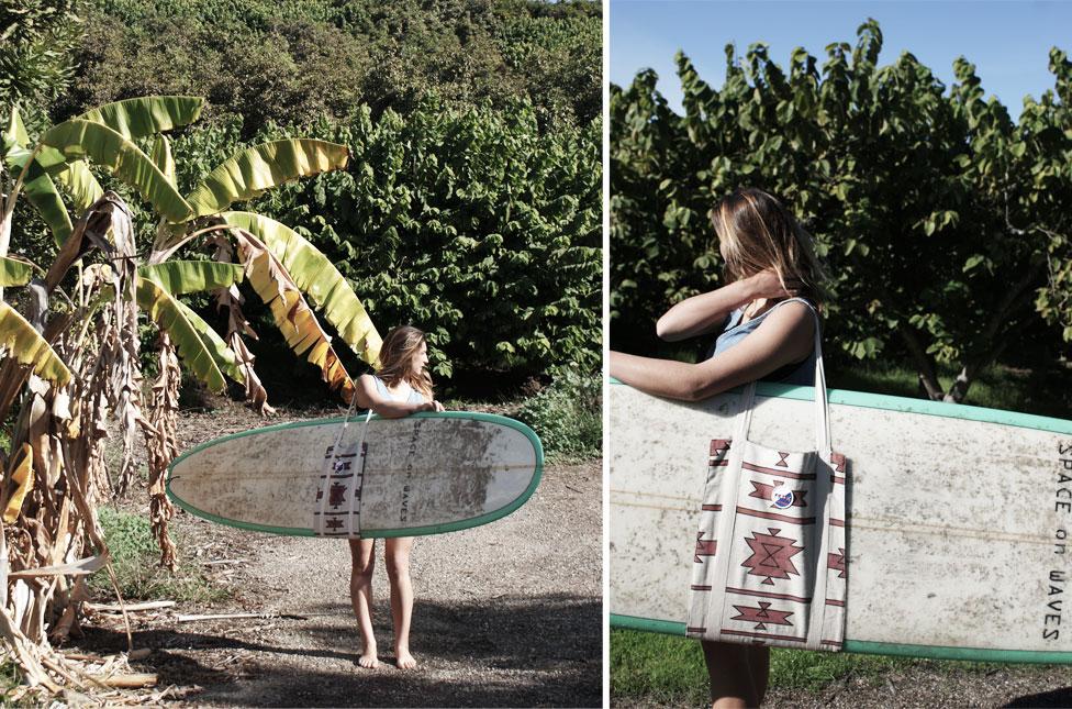 Surf straps