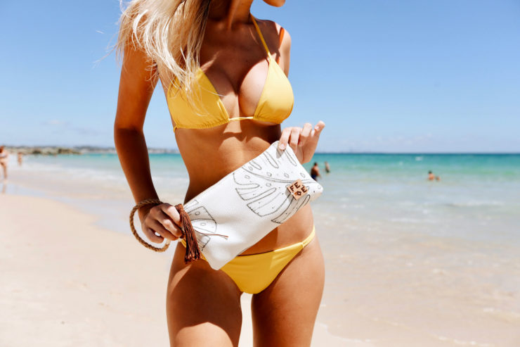 Tropical Handbag by Fede Surfbags