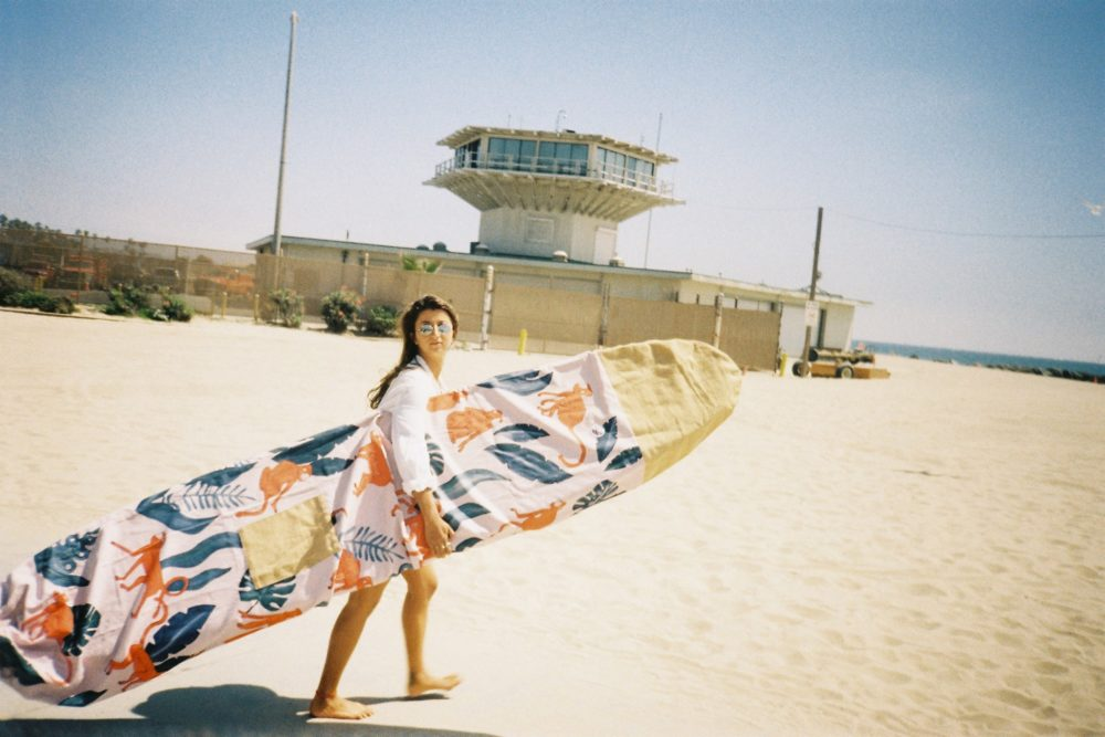 Lola Mignot - Fede Surfbags