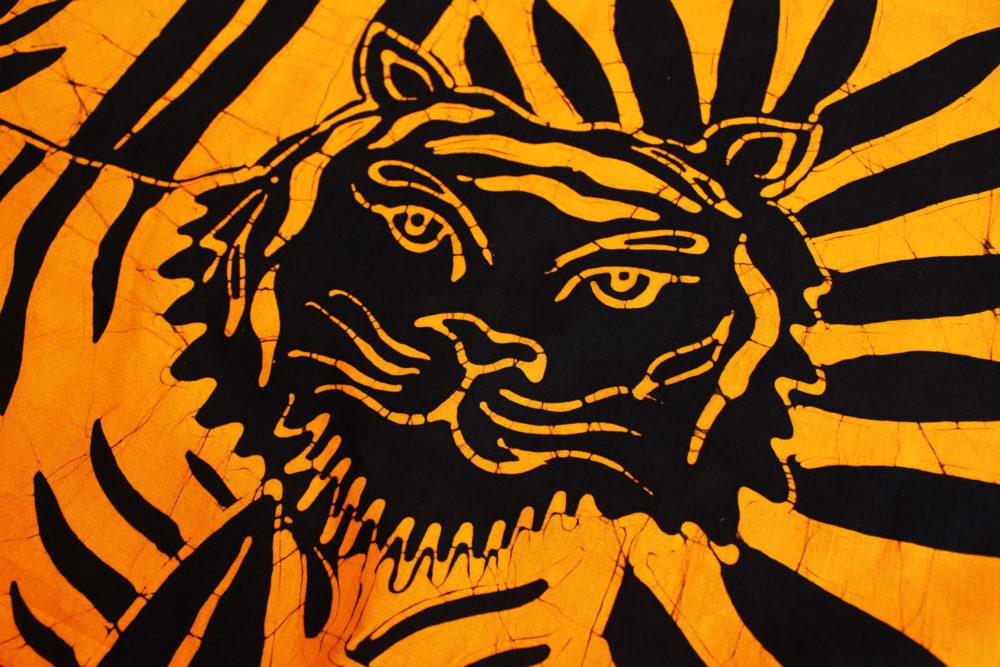 Batik from sri Lanka