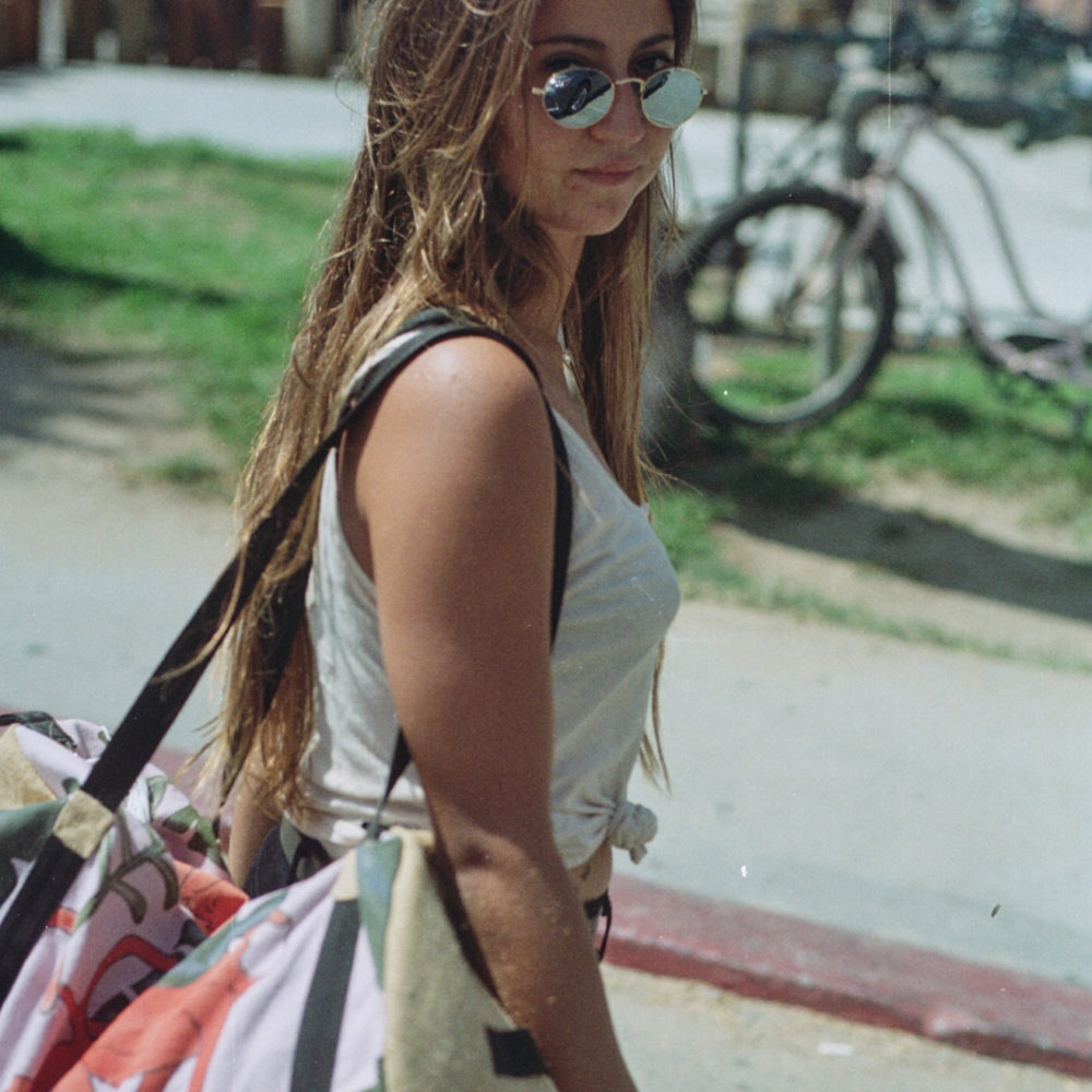 Lola Mignot. Fede Surfbags