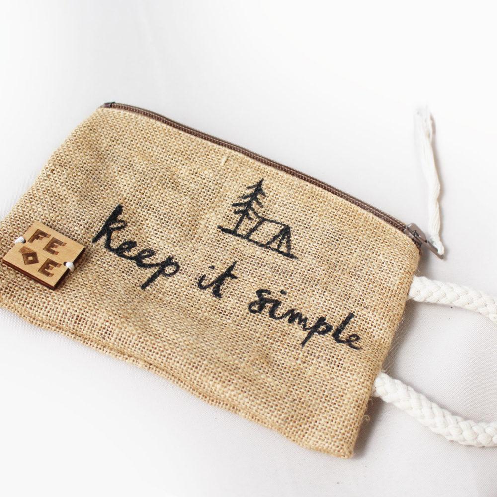 KEEP IT SIMPLE HAN BAG