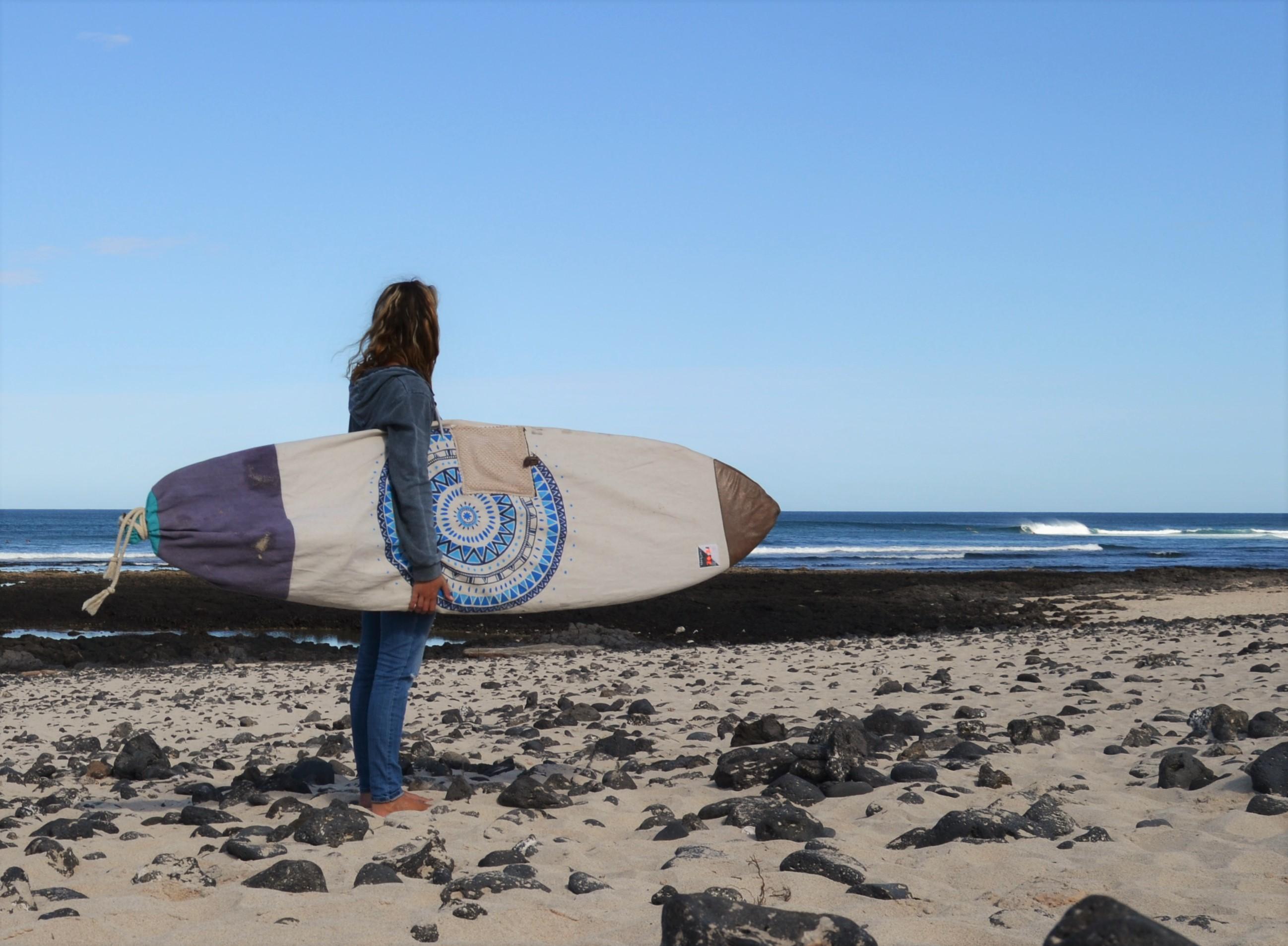 Mandala Surfbag