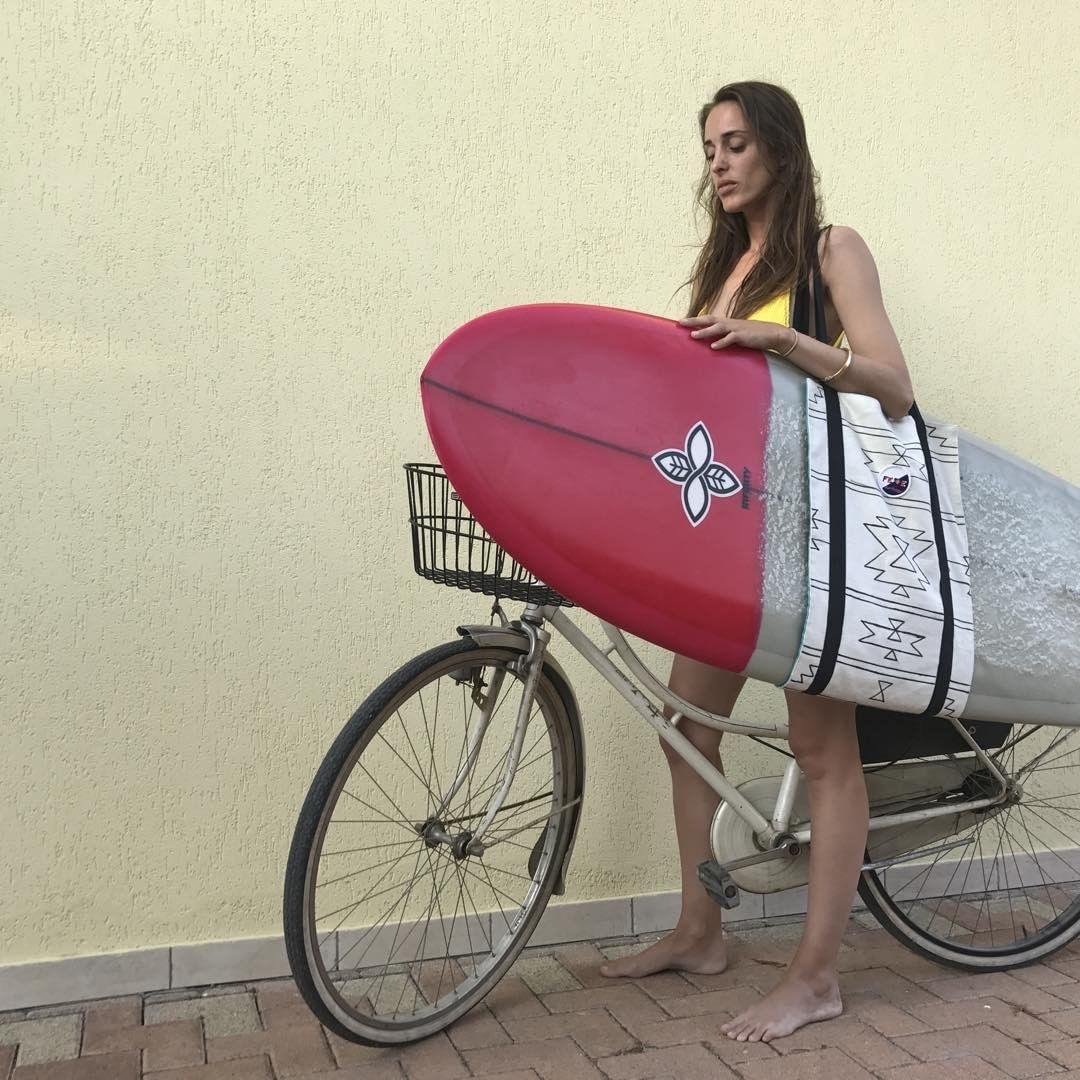 Federica Frulla X Fede Surfbags