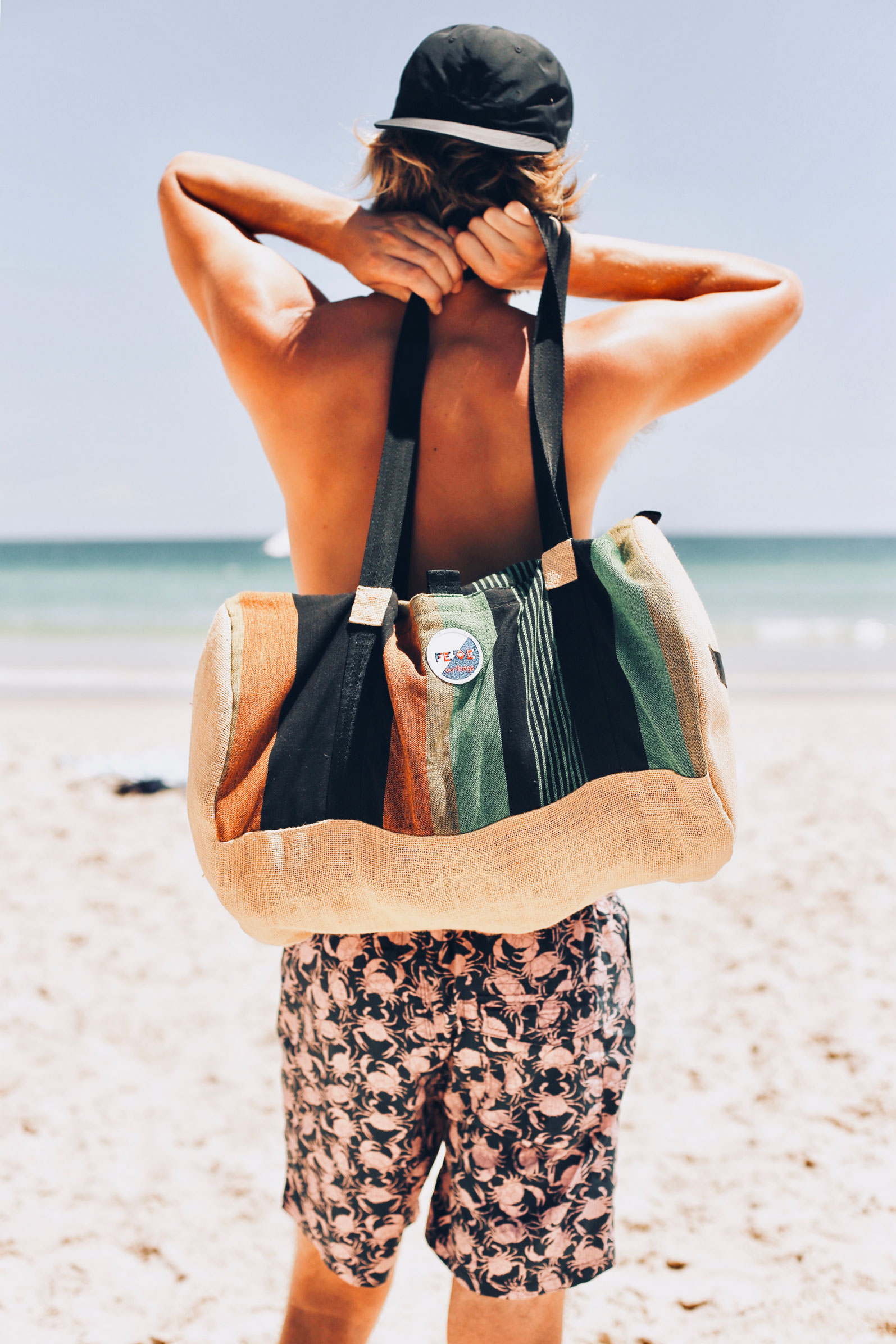 Surf and Travel Bags - Duffle Bags by Fede Surfbags