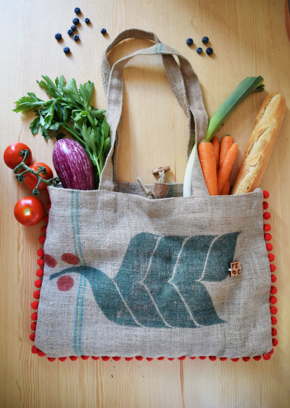 Farmer Market bag - Fede Surfbags