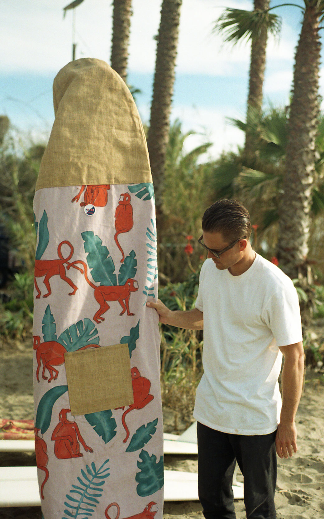 Mick Rodgers X Fede Surfbags
