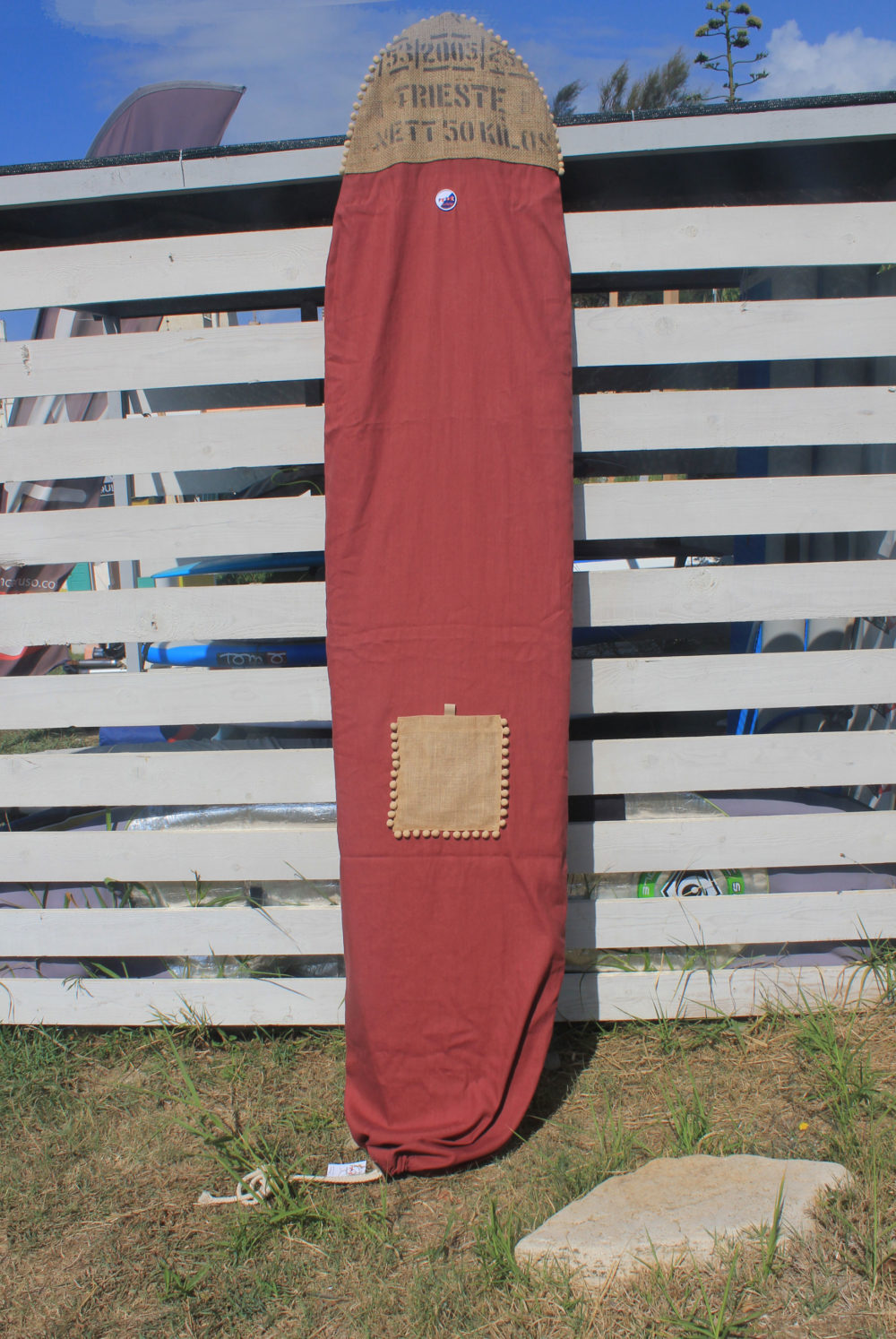 Handmade Custom Surfboard Bag - Surf bag - Boardbag - Fede Surfbags