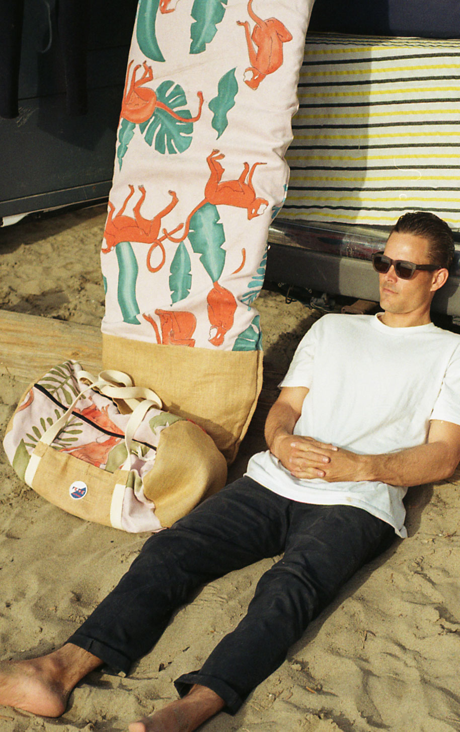 Surf and Travel Bags - Mick Rodgers X Fede Surfbags