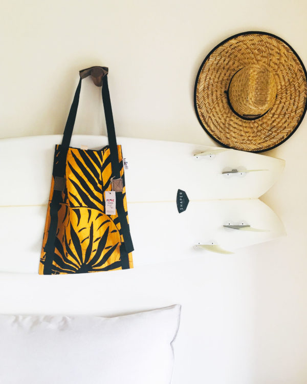 Batik Surf Sling Bag by Fede Surfbags. Surfboard Carrier