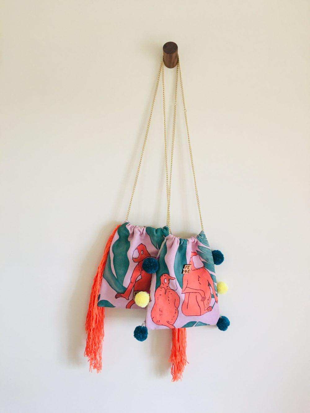 Crossbody Chain Bag - Fede Surfbags