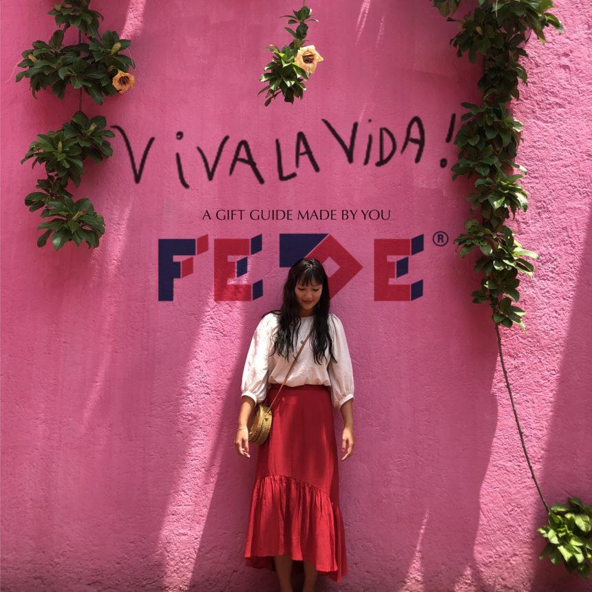 Viva La Vida! - Fede Surfbags