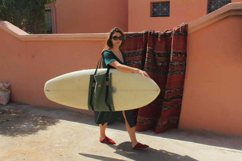 Surfboard Sling Bag - Built For Carrying your Surfboard
