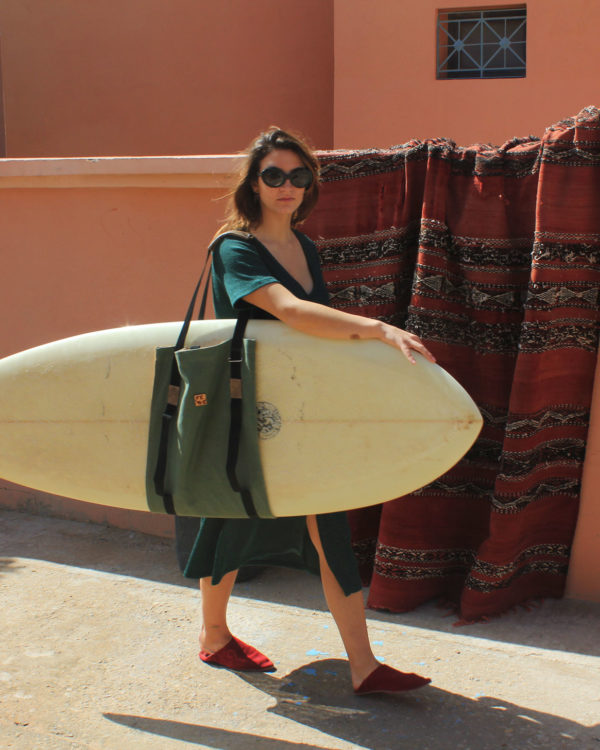 Built For Carrying your Surfboard