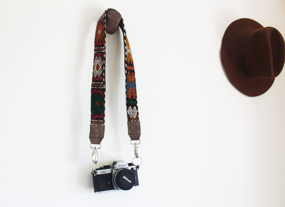 Camera Strap - Shoulder Strap by Fede Surfbags
