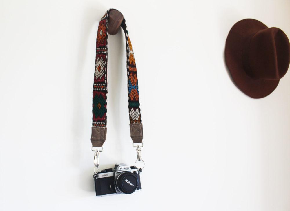 Camera Strap - Shoulder Strap by Fede Surfbags