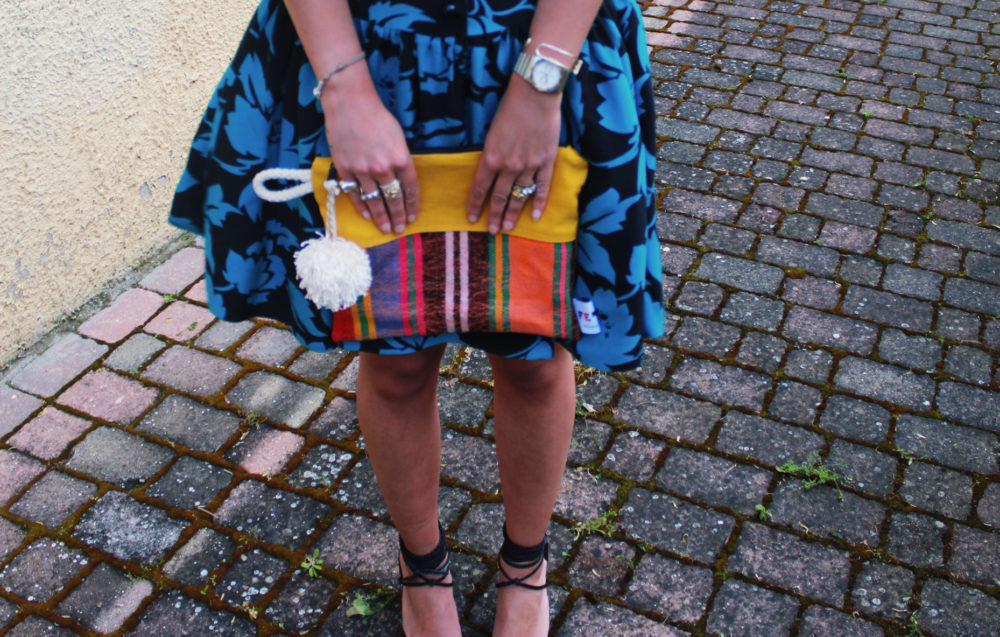 Colorful Clutches by Fede Surfbags