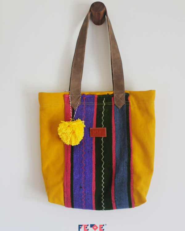Colorful Tote Bags by Fede Surfbags