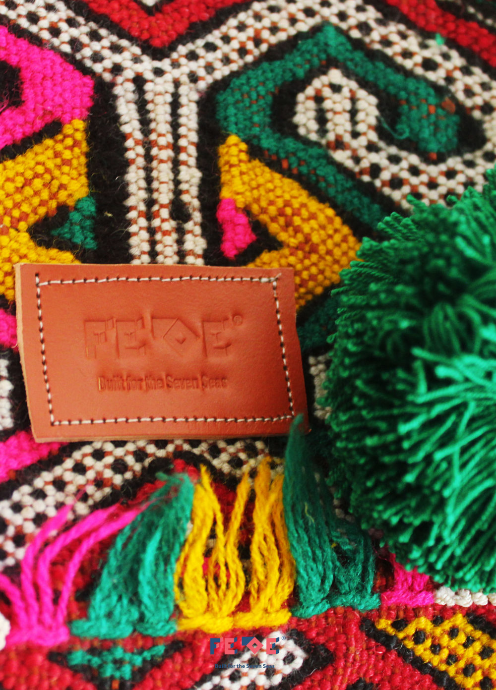 HAND WOVEN BAGS by Fede Surfbags