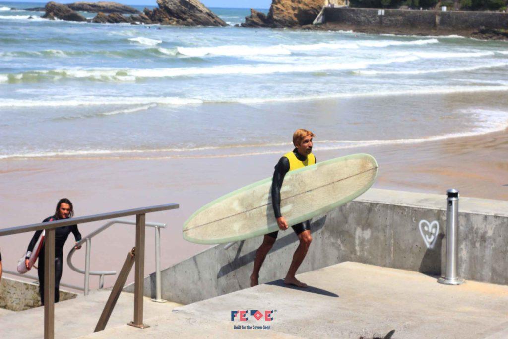 Biarritz Belza Classic 2019 Fede Surfbags