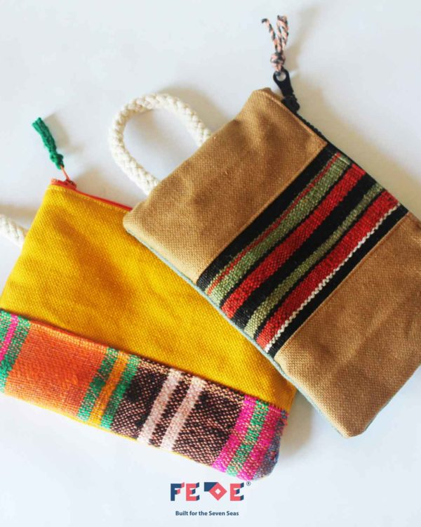 Mini Colorful Clutches - Necesssaire by Fede Surfbags