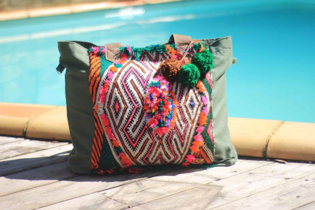 Weekender Bag - Maxi Tote Bag by Fede Surfbags