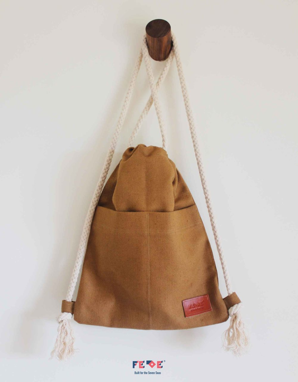 Canvas Beach Sack by Fede Surfbags