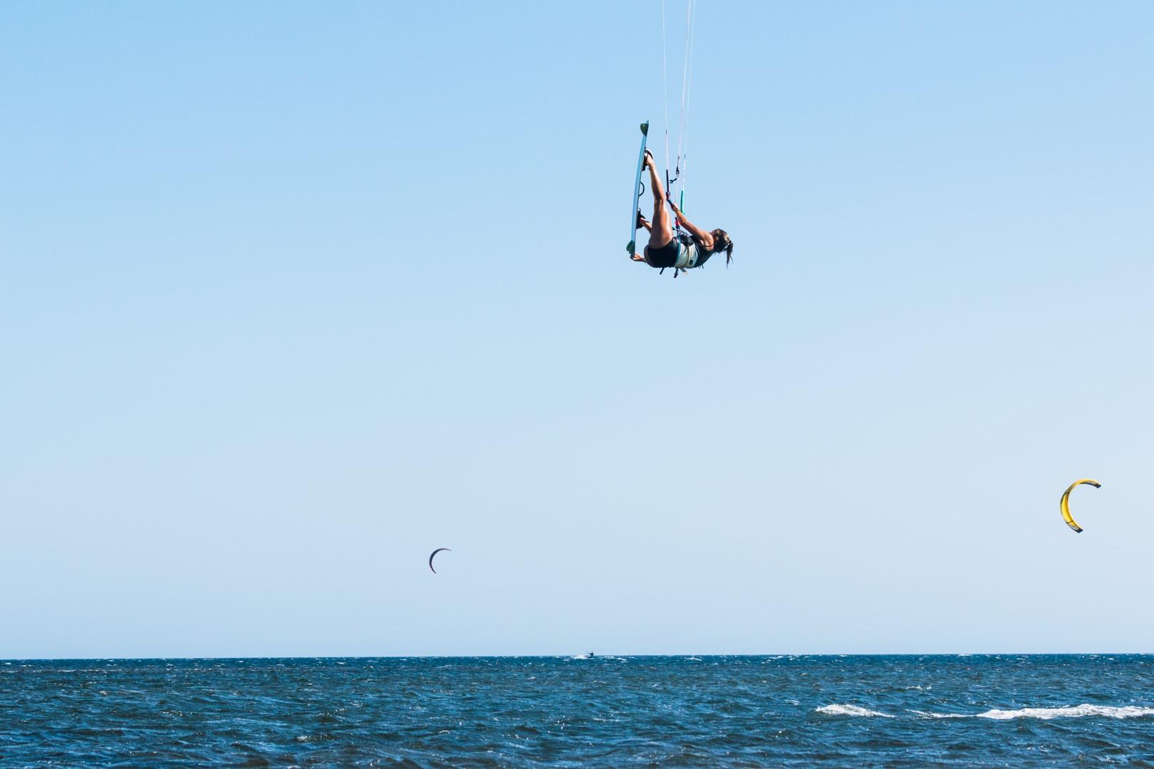 Kitesurf in Jericoacoara Brazil - Fede Surfbags