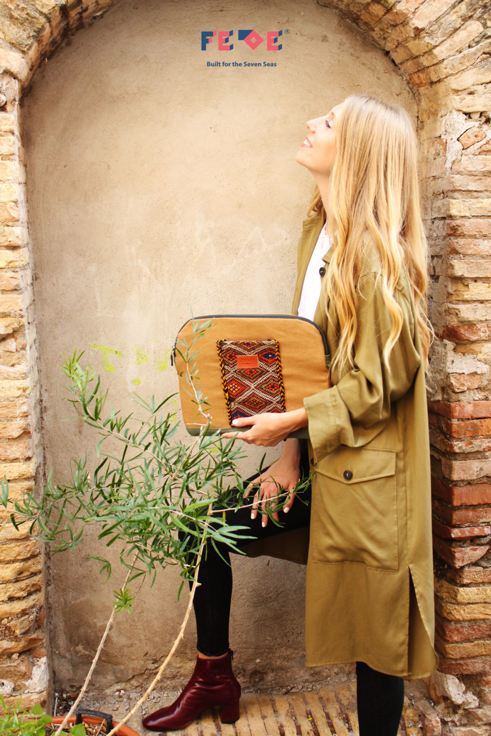 Sustainable Laptop Cases by Fede Surfbags