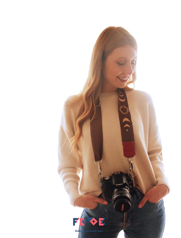 Luna Adjustable Camera strap