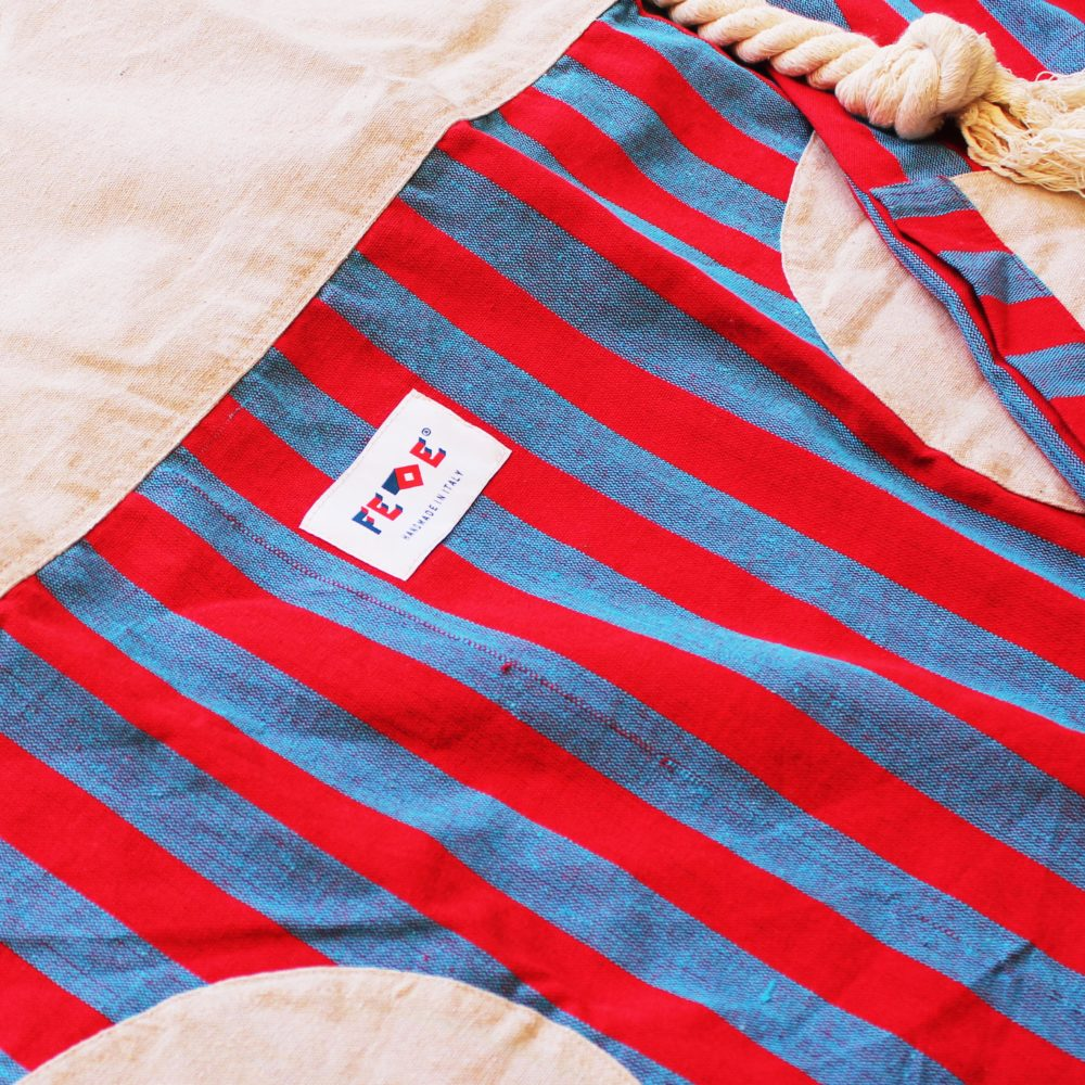 Kids Poncho and Changing Towel Robe by Fede Surfbags.