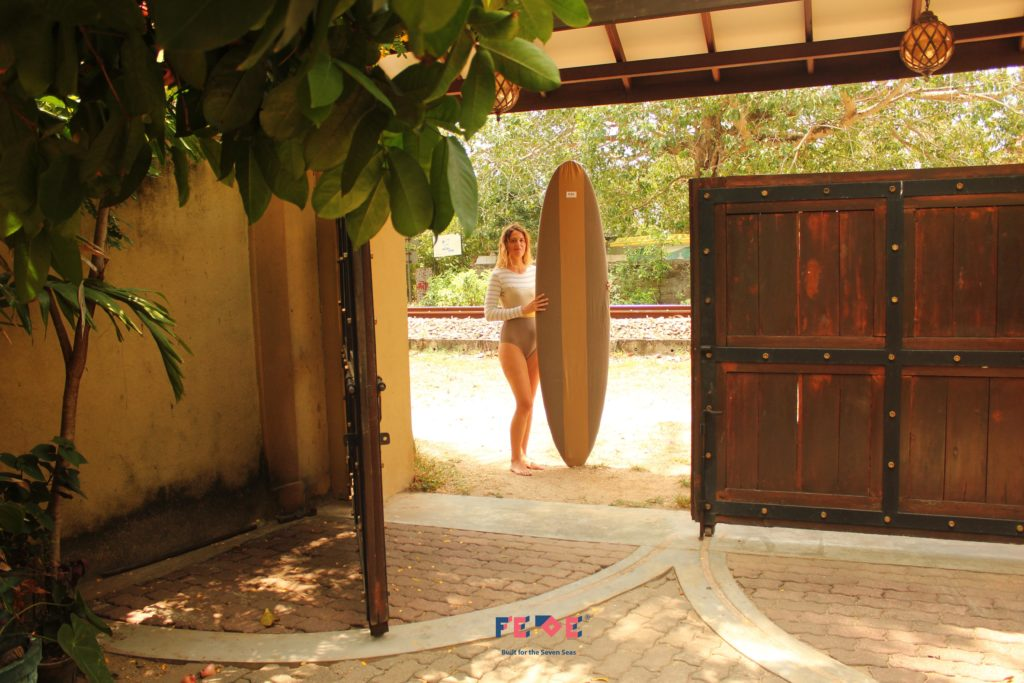 SriLanka aka Ceylon Pre-LockDown Adventure by Fede Surfbags