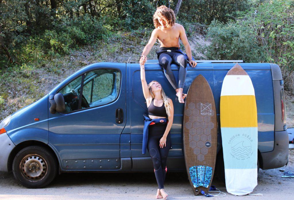 Off the Beaten Tracks - Surf in Bretagne - Fede Surfbags