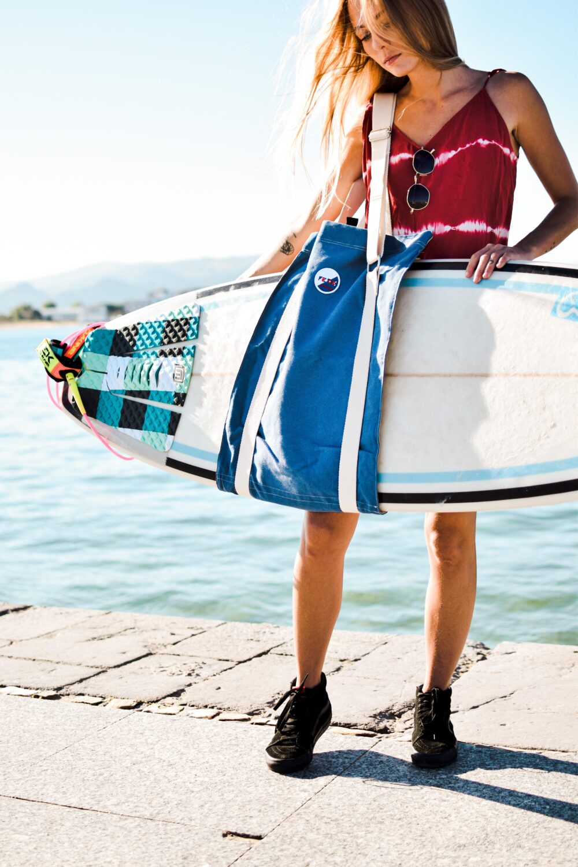 Surfboard Carrier - Surf Sling Bag by F