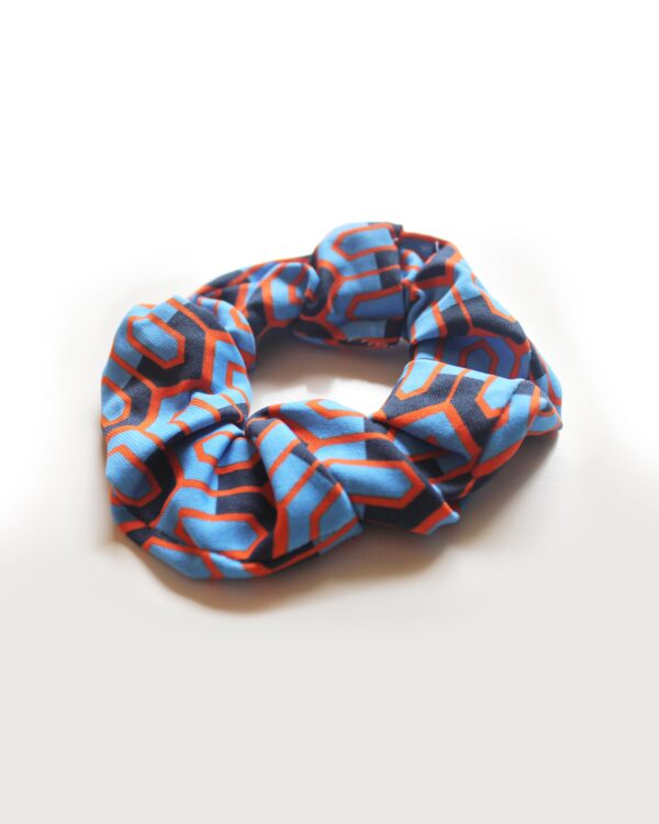 Machine Washable Italian Lycra Scrunchies - zero waste